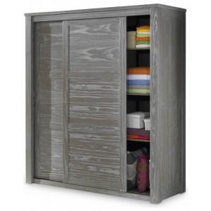 volda armoire bois