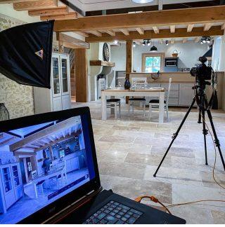 Journée shooting collection 2020 avec le studio Vidal