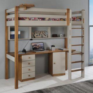 Lits mezzanines ALTO par DECOPIN. Notre collection vous permettra de meubler la chambre de votre enfant ou de votre ado.